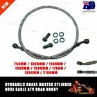 750mm 1000mm 1300mm 1500mm 1700mm 1800mm 2100mm Hydraulic Brake Cylinder Cable