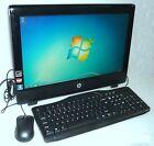 Bargain Price! HP 100B AIO PC Core AMD E-350 @ 1.60GHz 500GB 4GB WIN7