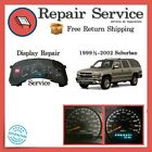 ✅CLUSTER SPEEDOMETER REPAIR | Chevrolet Suburban 1999 2000 2001 2002 99 00 01 02