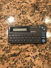 Vintage 1989 Texas Instruments English Hand Held Spell-Checker RR-1
