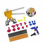 Yoohe Paintless Dent Repair Tools Kit - Gold Dent Lifter with 15pcs Dent Remo...