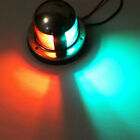 Boat Navigation Light Marine Yacht Green&Red Waterproof Signal LED Light 12V DC
