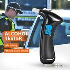 LCD Digital Alcohol Breath Tester Breathalyzer Analyzer Detector Test Police