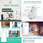 Smart Wifi Plug Wireless Socket Outlet APP Control Anywhere Compatible W/ Alexa
