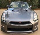2015 Nissan GT-R Premium 2015 Nissan GT-R Premium Gunmetal Gray, 9k miles, rare upgraded $4k leather