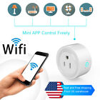 WiFi Socket Outlet Smart Remote Control Plug Switch
