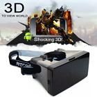 3D Virtual Reality VR Video Glasses For iPhone 6S & Android Google Cardboard-OBE