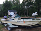 Used 16' Bass Boat, Year 1974