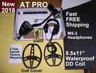 NEW 2018 Garrett AT PRO Metal Detector with  MS-2 Headphones  Fast Free Shipping