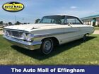 Galaxie -- 1964 Ford Galaxie Base 79,701 Miles White  390 Automatic