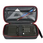Hard Case with Mesh Pocket for Texas Instruments TI-Nspire CX/CAS Graphing Calc