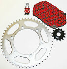 2001-2013 Yamaha WR250F 250 F Red O Ring Chain And Sprocket 14/49 114L