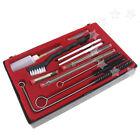 23PCS Spray Gun Cleaning Set Air Tool Paint w/Plastic Case