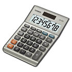 MS-80B Tax and Currency Calculator, 8-Digit LCD MS80B