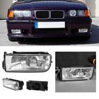 Front Bumper Left Side Halogen Driving Fog Light for BMW E36 3 Series 1992-1998