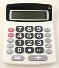 Lily's Home Jumbo 12-Digit Desktop Calculator New