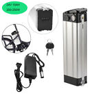 24V 10AH Lithium Battery for 200W 250W Electric Bicycles Bike E-Bike Charger Kit
