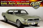 Mustang -- Air conditioning, power steering & brakes! Stored 27 years.