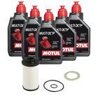 Motul DCTF VW & Audi DSG Fluid Change Service Kit