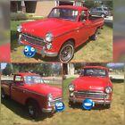 1965 Datsun 320  1965 Datsun 320 pickup truck