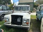 """1968 Land Rover Other some 1968 Land Rover Series IIa Bugeye 88"""""""