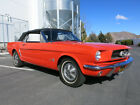 Mustang Convertible 1965 Ford Mustang