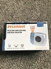 New Sylvania Projection Alarm Clock Radio