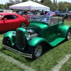1929 Ford Model A Roadster/Rumble seat 29 Ford Roadster Hot Rod
