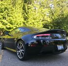 2016 Aston Martin Vantage GTS 2016 Aston Martin V8 Vantage GTS 6spd MANUAL RARE Black on black 1 of 100