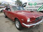 1965 Ford Mustang  1965 FORD MUSTANG Supercharged