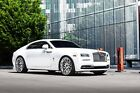 2016 Rolls-Royce Wraith  tarlight headliner, RR monogram headrests, 2 sets of wheels