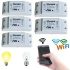 Remote Control Switch Wireless Wifi Power Switch on-off Button Electronic Newly