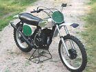1973 Honda CR  1973 HONDA CR 250 ELSINORE