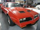 1978 Pontiac Firebird Formula 1978 Pontiac Firebird Formula W50 One Owner 5673 ACTUAL Miles !!!!!