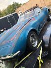 1968 Chevrolet Corvette  1968 Corvette convertible barn find. 1 owner. Numbers match 327/350hp