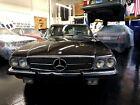 1972 Mercedes-Benz SL-Class  1972 Mercedes-Benz 350SL Manual Transmission Super Rare and original!!