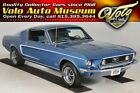 1968 Mustang -- Ground up restored, used on TV series Chicago Fire!