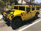 2001 Hummer H1 Rare Competition Yellow, 1 Owner, Low Miles 2001 Hummer H1 AM General, 1 Owner, Clean Carfax/Title, Low Miles