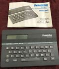 Franklin Spelling Ace Word Wiz SA-98 Electronic Webster Dictionary Handheld