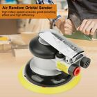"AT-780 5""/4"" Air Random Orbital Pneumatic Sander Round Polisher Sanding Tool SG"