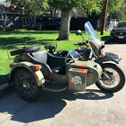 2006 Ural GEAR UP 2WD  2006 URAL Gear-Up 750cc 2WD   NO RESERVE Lot's of extras