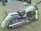 2005 Victory Kingpin  2005 Victory Kingpin well maintained cycle 44761 mi.  92 CI w/all accesories