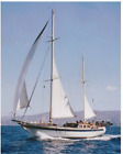 HUGE CLASSIC KETCH RIGGED GLOBAL PASSAGE MAKER OR LIVE-ABOARD - JUICY INTERIOR