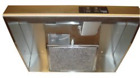 Hengs RO424500-C1 Stainless Steel 12V Range Hood with Fan and Light