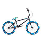 "Stolen 2019 STLN X FCTN 20"" BMX Black/Swat Blue Camo Bicycle"