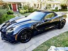 2015 Chevrolet Corvette Z06 2015 Z06 3LZ CONVERTIBLE. MIDNIGHT BLUE, BLACK INTERIOR, ALL OPTIONS.LOS ANGELES