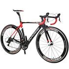 700C wheels Carbon Frame seat post Racing Road Bike Road bicycle 18 Speed