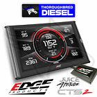 EDGE 31502 CTS2 Juice w/ Attitude Module/Controller for 03-04 Dodge Cummins 5.9L