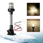 Pactrade Pontoon Boat Yacht Adjustable 4500K LED Navigation Anchor Pole Light