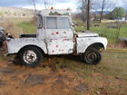"""1950 Land Rover SERIES 1  RARE  1950 LAND ROVER  SERIES 1  80"""" 4 X 4 JEEP  PICKUP TRUCK    NO RESERVE!"""
